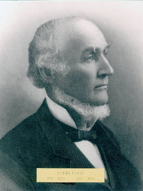 Photograph of a mayor from Ogden, Utah